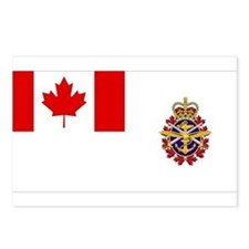 Canadian Forces Flag Postcards (Package of 8)
