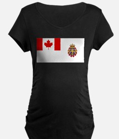 Canadian Forces Flag T-Shirt