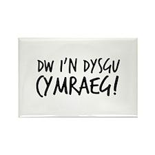 Im learning Welsh Rectangle Magnet