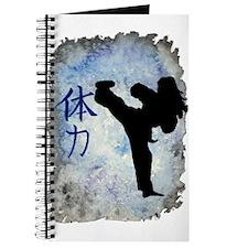 Round Kick Journal