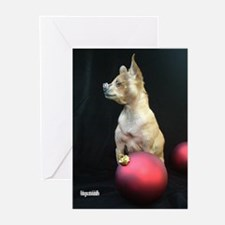 Timmy the Chihuahua Christmas Cards(Pk of 10)