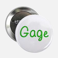 Gage Glitter Gel Button