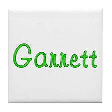 Garrett Glitter Gel Tile Coaster