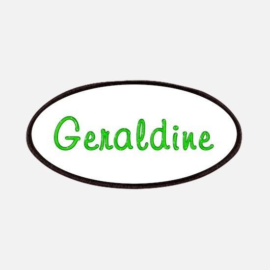 Geraldine Glitter Gel Patch