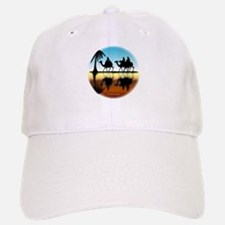 We Three Kings of Orient Are. Baseball Baseball Cap