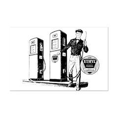 Ethyl Gasoline Posters