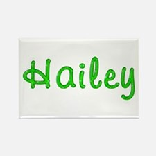 Hailey Glitter Gel Rectangle Magnet