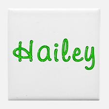 Hailey Glitter Gel Tile Coaster