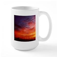 Mellow Dramatic Sunset Mug