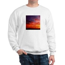 Mellow Dramatic Sunset Sweatshirt