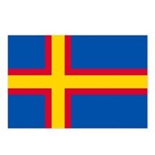 Flag of Helsingia Postcards (Package of 8)