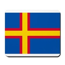 Flag of Helsingia Mousepad