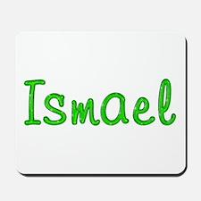 Ismael Glitter Gel Mousepad