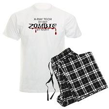 X-Ray Tech Zombie Pajamas