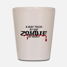 X-Ray Tech Zombie Shot Glass