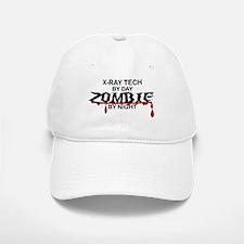 X-Ray Tech Zombie Baseball Baseball Cap