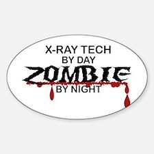X-Ray Tech Zombie Decal