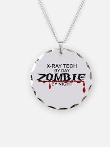 X-Ray Tech Zombie Necklace
