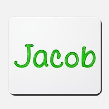 Jacob Glitter Gel Mousepad