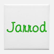 Jarrod Glitter Gel Tile Coaster