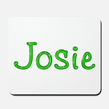Josie Glitter Gel Mousepad