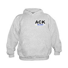 Blue Fish Hoodie