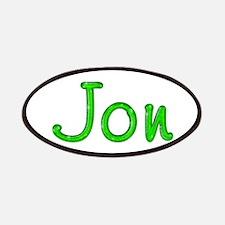 Jon Glitter Gel Patch