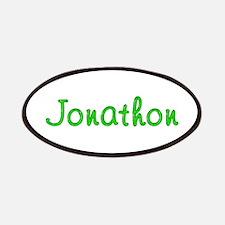 Jonathon Glitter Gel Patch
