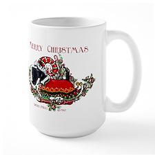 Scottish Terrier Christmas Elf Mug