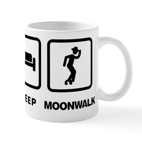 Moonwalking Mug