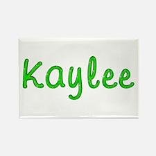 Kaylee Glitter Gel Rectangle Magnet
