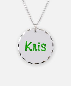 Kris Glitter Gel Necklace