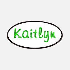 Kaitlyn Glitter Gel Patch