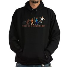 This is evolution Hoodie