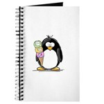 Ice Cream Penguin Journal