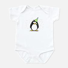 Party Penguin Infant Bodysuit