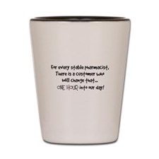 stable pharmacist.PNG Shot Glass