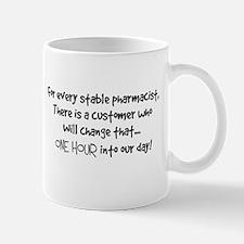 stable pharmacist.PNG Mug