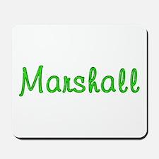 Marshall Glitter Gel Mousepad