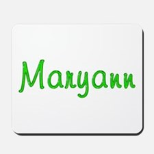 Maryann Glitter Gel Mousepad