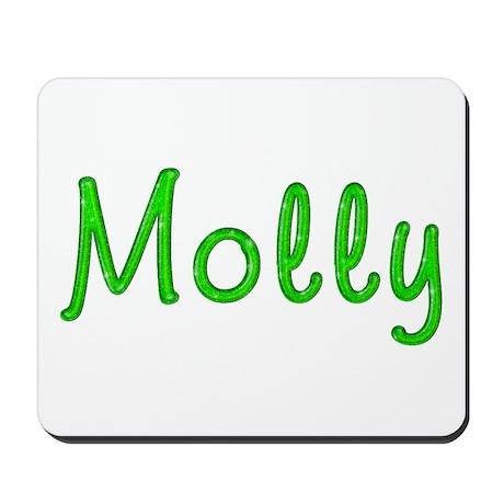 Molly Glitter Gel Mousepad