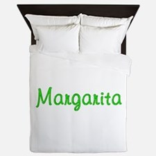 Margarita Glitter Gel Queen Duvet