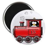 Penguin on a Train 2.25