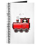 Penguin on a Train Journal