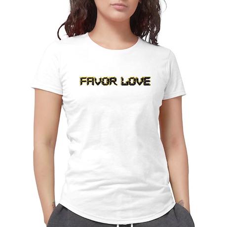 I Love Lucy 3/4 Sleeve T-shirt (Dark)