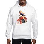 Motorcycle Mama Hooded Sweatshirt