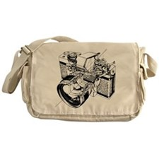 Cutaway Camera Messenger Bag