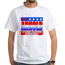 """""""Governor Arnold"""" T-Shirt"""