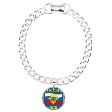 Patch of VDV Charm Bracelet, One Charm