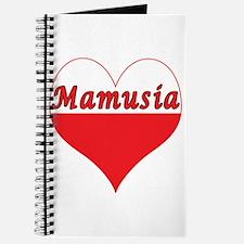 Mamusia Polish Heart Journal